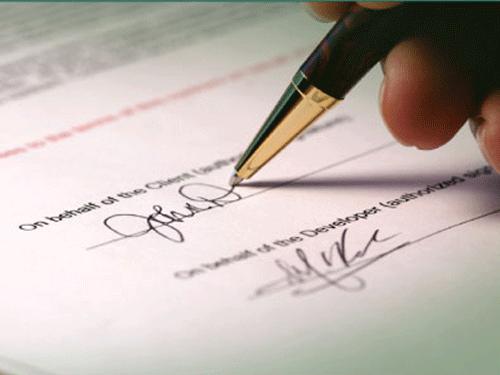 Những điều khoản lưu ý trong hợp đồng bán kho xưởng