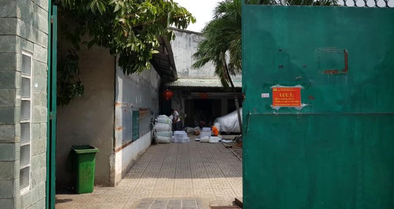 Nhà xưởng cho thuê;MT Đường Gò Xoài;P.BHH;Quận Bình Tân.